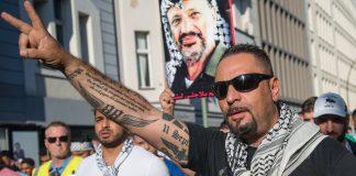 Antizionistische Demonstration in Berlin. Nicht immer kommt Antisemitismus so offen daher. Foto: Boris Niehaus / Wikimedia Commons (CC BY-SA 4.0)