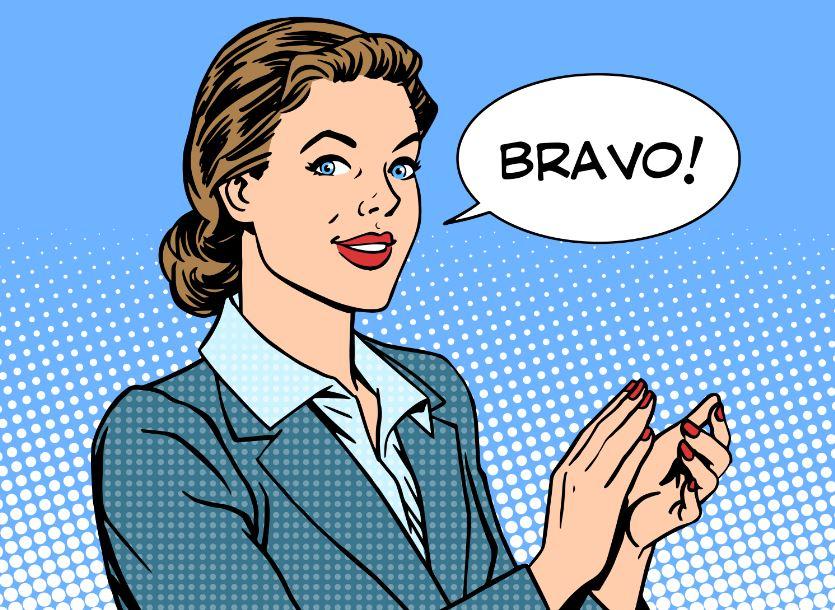 Lob heißt nicht immer auch Anerkennung. Illustration: Shutterstock