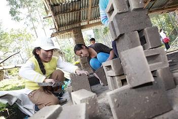 Arbeit für Kinder unter 14 ist in Peru verboten. Foto: Christian Herrmanny