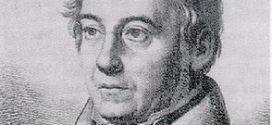 Zwiespältiger Namenspatron: Ernst Moritz Arndt. Illustration: Wikimedia Commons