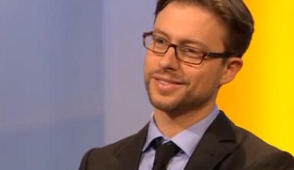 Prof. Agai im Hessischen Rundfunk, Screenshot (Link unten)