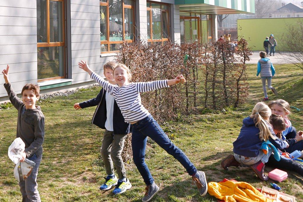 Baden-Württembergs Kultusministerin Susanne Eisenmann will Schulen zeigen, wie sie Bewegung und Sport im Schulalltag verankern können. Foto: Ft1844freiburg / Wikimedia Commons (CC BY-SA 4.0) (Ausschnitt)