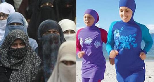 Die Teilnahme am Schwimmunterricht in einem Burkini - einem Ganzkörperbadeanzug - ist muslimischen Schülerinnen zuzumuten. Foto: Missy Schmidt / Hampton Roads / flickr (CC BY 2.0)