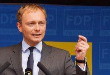 Fordert mit Mitsprache des Bundes in der Bildung: FDP-Hoffnungsträger Christian Lindner. Foto: Dirk_Vorderstraße / flickr (CC BY 2.0)
