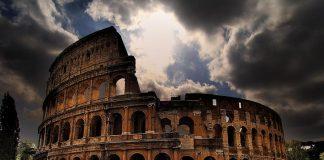 Dunke Wolken über Rom: Nimmt das Interesse an Latein ab? Foto: johnc24 / flickr (CC BY 2.0)