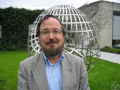 Don Zagier war selbst ein mathematisches Wunderkind - und gibt sein Wissen jetzt an junge Talente weiter. Foto: Renate Schmid / Wikimedia Commons (CC BY-SA 2.0 DE)