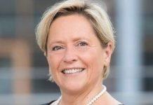 aut um: Baden-Württembergs Kultusministerin Susanne Eisenmann (CDU). Foto: Kultusministerium Baden-Württemberg