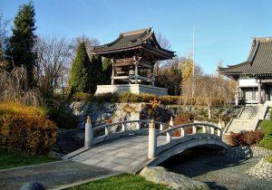 Im EKŌ-Haus der japanischen Kultur werden Hintergründe vermittelt. Foto: perlblau  / Wikimedia Commons CC-by-sa 3.0/de