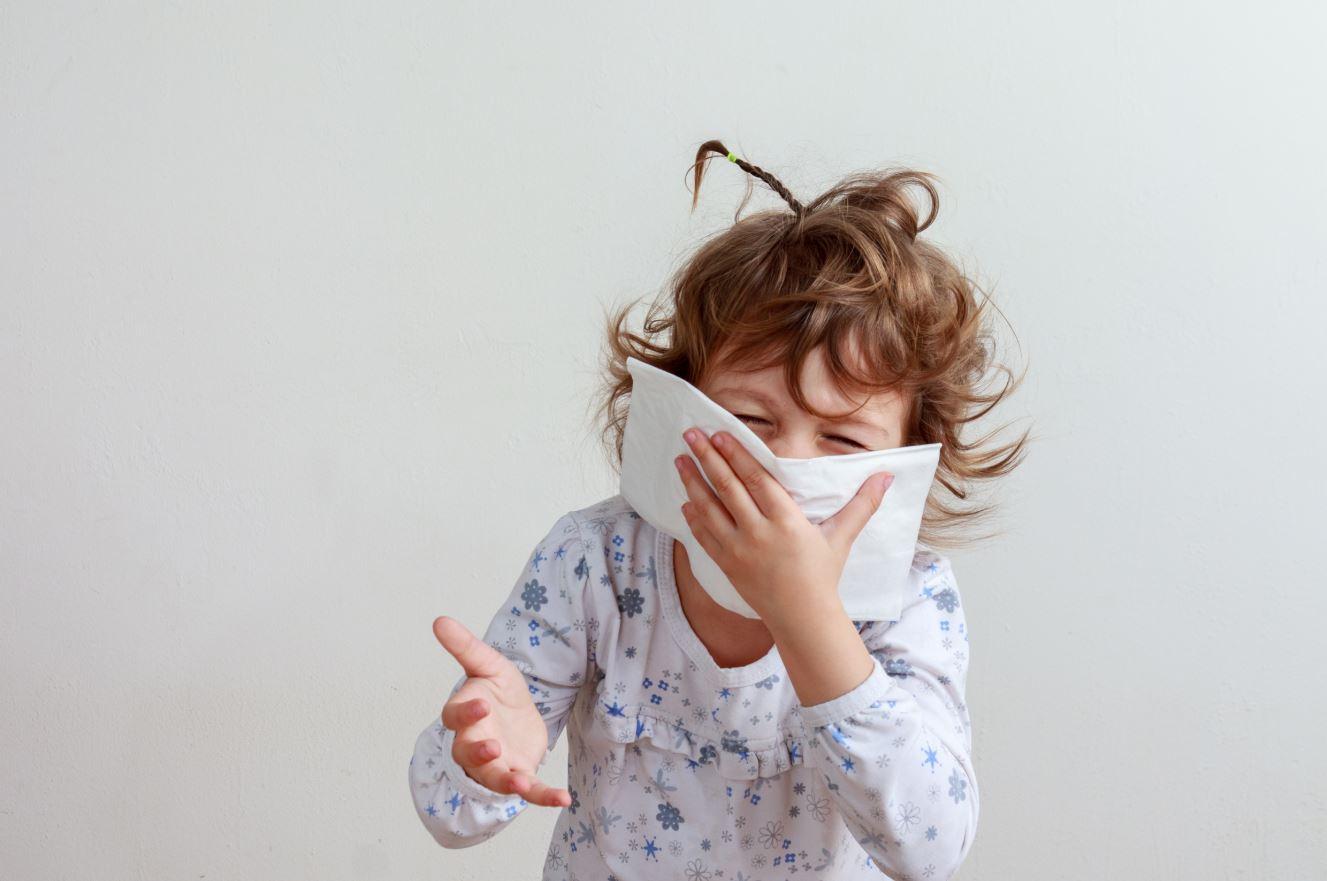 Kind Glüht Am Ganzen Körper Aber Kein Fieber