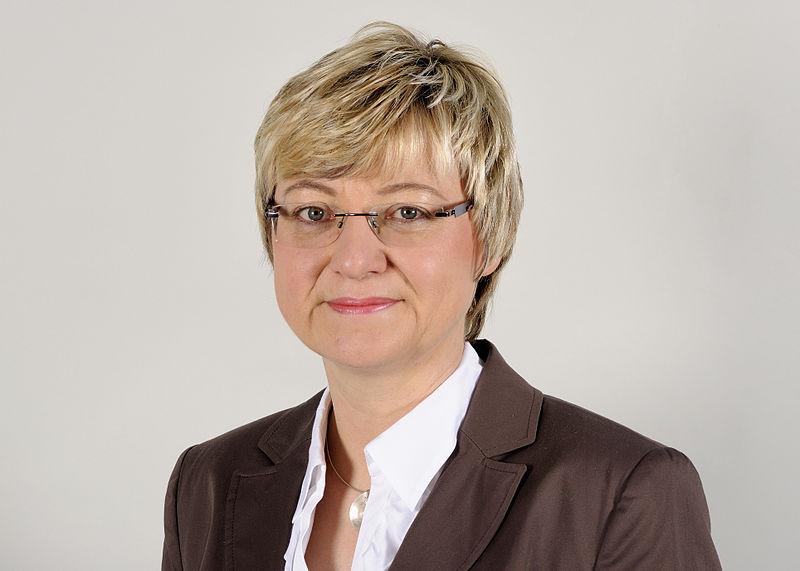 Unter Druck: Niedersachsens Kultusministerin Frauke Heiligenstadt. Foto: Martin Rulsch / Wikimedia Commons CC-by-sa 3.0/de