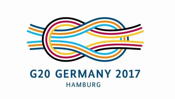 Das offizielle G20-Logo. Illu: Presse- und Informationsamt der Bundesregierung