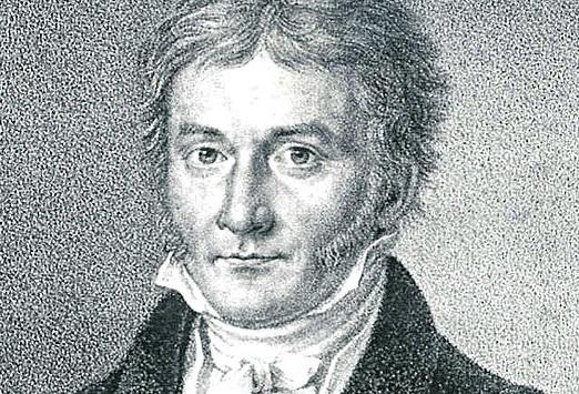 Litt unter Bluthochdruck: Carl Friedrich Gauß. Illustration: Wikimedia Commons