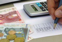 Bargeld, Taschenrechner