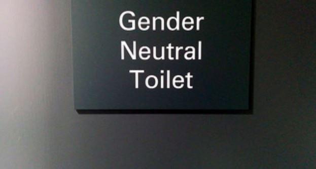 Die Geschlechter-Verwirrung hat offenbar nicht nur die deutschsprachigen Hochschulen erreicht - Beispiel aus London. Foto: flickr / Cory Doctorow (CC BY-SA 2.0)