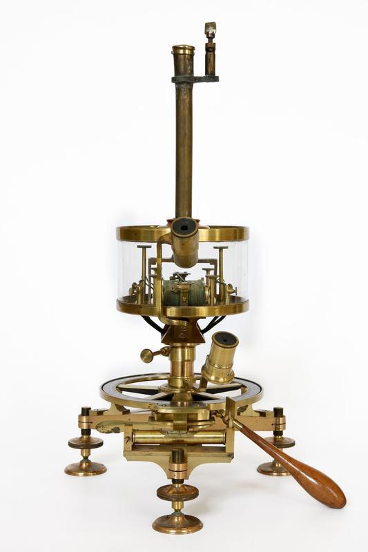 Was kann das bloß sein? Wissenschaftler rätseln. Foto: Holbein-Gymnasium