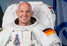 Bald zum zweiten Mal im All: der deutsche Astronaut Alexander Gerst. Foto: NASA/Robert Markowitz, Wikimedia Commons