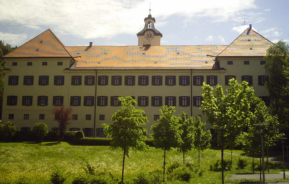 Gymnasium St. rsula in Hohenburg