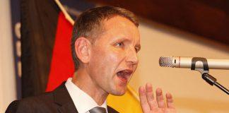 Gibt gerne den Einpeitscher: AfD-Funktionär Björn Höcke. Foto: Metropolico.org / flickr (CC BY-SA 2.0)