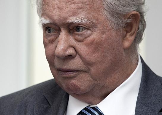 Hans Mommsen starb am Tag seines 85. Geburtstags. Foto (2013): Olli Eickholt / Wikimedia Commons (CC BY-SA 3.0 LU)