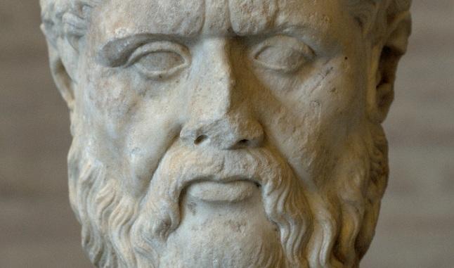 Schlauer Kopf: der Philosoph Platon (* 428/427 v. Chr. in Athen oder Aigina; † 348/347 v. Chr). Foto: Bibi Saint-Pol / Wikimedia Commons