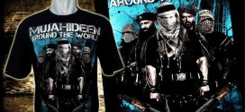 Merchandising zum Terror: Mit solchen T-Shirts sprechen Islamisten junge Menschen an. Screenshot