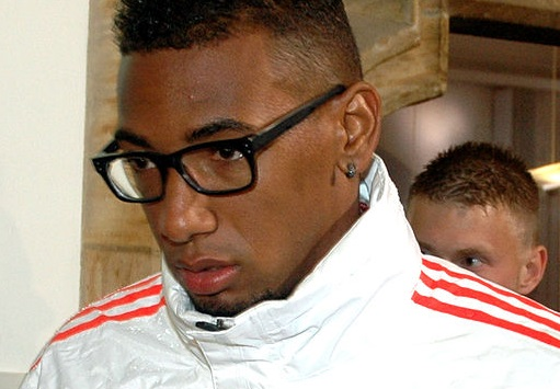 "Jérôme Boateng ist Pate der Aktion ""Schule ohne Rassismus"". Foto: Harald Bischoff / Lizenz: Creative Commons CC-by-sa-3.0 de, via Wikimedia Commons"