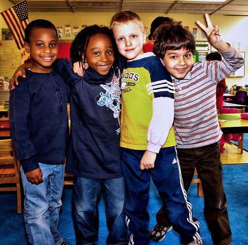 Kindergärten haben in den nächsten Jahren einen immensen Personalbedarf. Foto: JeahFree / Flickr