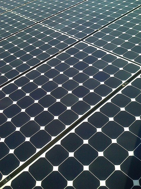 Solarenergie ist Thema des Schulwettbewerbs. Foto: Jeremy Levine Design / Flickr (CC BY 2.0)