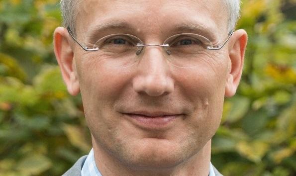 """""""Exzellente Hochschullehrer auf seinem Gebiet"""": Jörn Mallok. Foto: Alexander Niemann, HNE-Eberswalde"""
