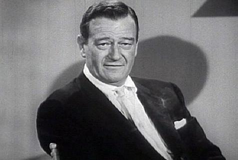 Marion Michael Morrison, geboren als Marion Robert Morrison, bekannt geworden als John Wayne. Foto: Soerfm / Wikimedia Commons