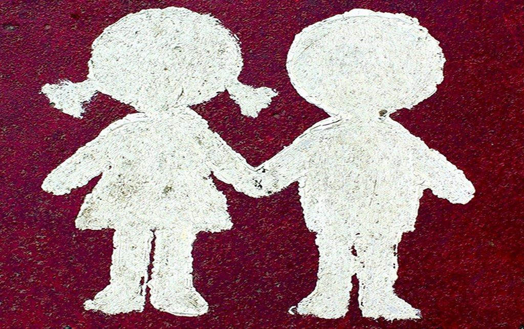 DEN Jungen und DAS Mädchen gibt es nicht. Foto: hannes.a.schwetz / flickr (CC BY-SA 2.0)