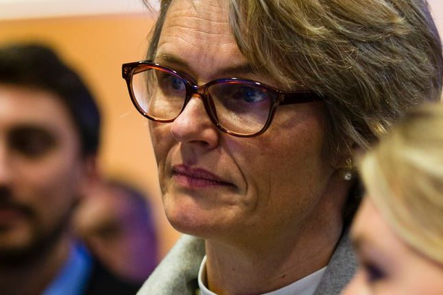Wehrt sich gegen Etatkürzungen in ihrem Ressort: Bundesbildungsministerin Anja Karliczek. Foto: Markus Spiske / flickr (CC BY 2.0)