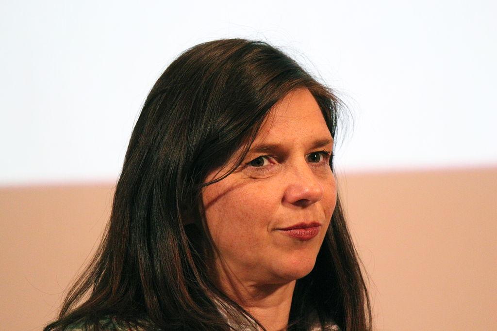 Hat zwei Söhne - und blieb ihretwegen zu Hause: Katrin Göring-Eckardt. Foto: Zinnecke / Wikimedia Commons (CC BY-SA 3.0)