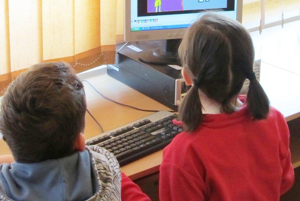 Je acht Tests am Computer in Deutsch und Mathe sind sind im Rahmen des Programms pro Schuljahr vorgesehen. Foto: Tomasz Mikolajczyk / pixabay (CC0)