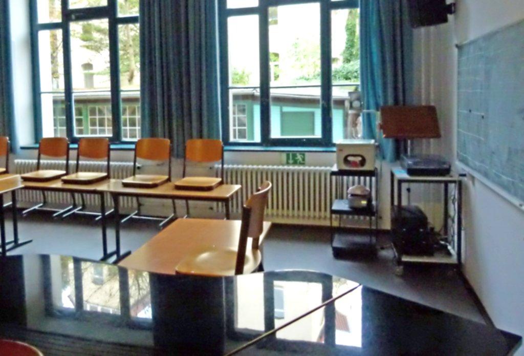 Der Lehrermangel in Thüringen führt häufiger zu leeren Klassenzimmern, in denen eigentlich Unterricht stattfinden sollte? Foto: dierk schaefer / flickr (CC BY 2.0) (Ausschnitt)