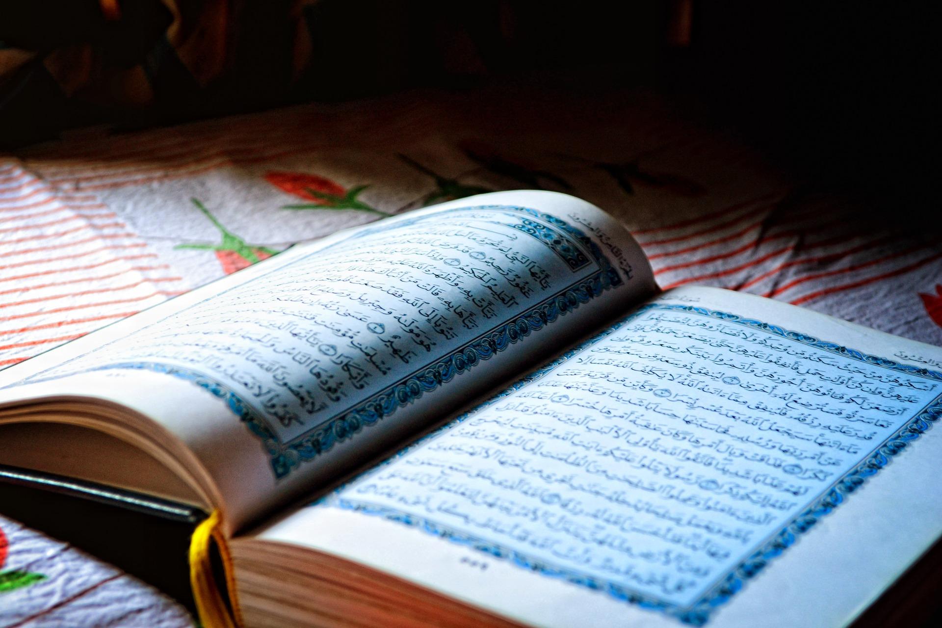 Koran, Islam Foto: Afshad - pixabay (CC0)