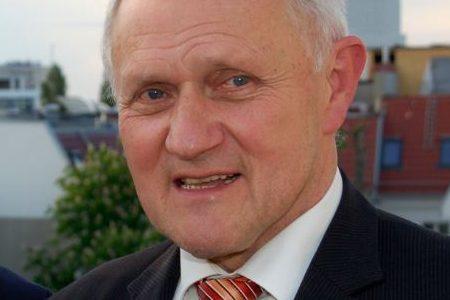 Mann der deutlichen Worte: Josef Kraus, 30 Jahre lang Präsident des Deutschen Lehrerverbands. Foto: Deutscher Lehrerverband