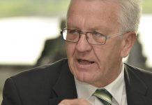Will seine bildungspolitischen Kompetenzen behalten: Baden-Württembergs Ministerpräsident Winfried Kretschmann. Foto: BÜNDNIS 90/Die Grünen/Flickr CC BY 2.0