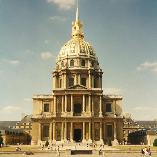 In welcher Stadt steht diese berühmte Bauwerk? Foto: privat
