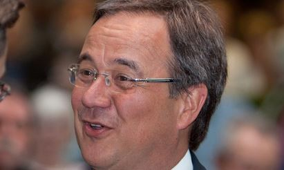 Der neue Ministerpräsident von NRW: Armin Laschet. Foto: KASonline / flickr (CC BY 2.0)