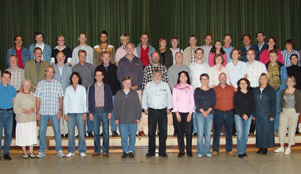 Der Generationswechsel unter den Lehrern in NRW ist im Gang. Der Altersdurchschnitt der Kollegien sinkt. Foto: Christian Stimberg, / Wikimedia Commons (CC BY-SA 3.0)