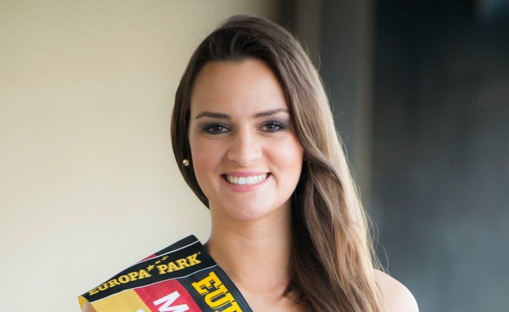 Lena Bröder (hier noch als Miss Westdeutschland) hat sich für die einjährige Amtszeit als Miss Germany vom Schuldienst beurlauben lassen. Foto: MISSGERMANY.DE / FILIPE RIBEIRO