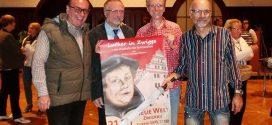 Drei Pädagogen, ein Kulturamtsleiter: Ulf Firke, Michael Löffler, Lutz Mahnke und Holger Wettstein (v. l.). Foto: Kultour Z.