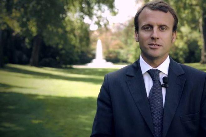 Macron wirbt in der Frankfurter Uni für ein neu belebtes Europa. Foto: Gouvernement français / Wikimedia Commons CC BY-SA 3.0 fr