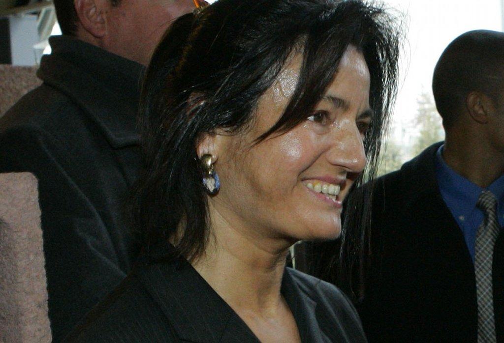 EX-Politberaterin Margarita Mathiopoulos scheut sich wohl nicht, das Verfahren um ihren Doktortitel weiter in die Länge zu ziehen. Foto: Marc Darchinger / Wikimedia Commons (CC BY-SA 3.0)