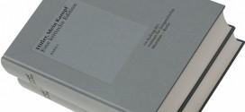 """Die kritischen Edition von """"Mein Kampf"""" sorgt für Diskussionen. Foto: Institut für Zeitgeschichte"""