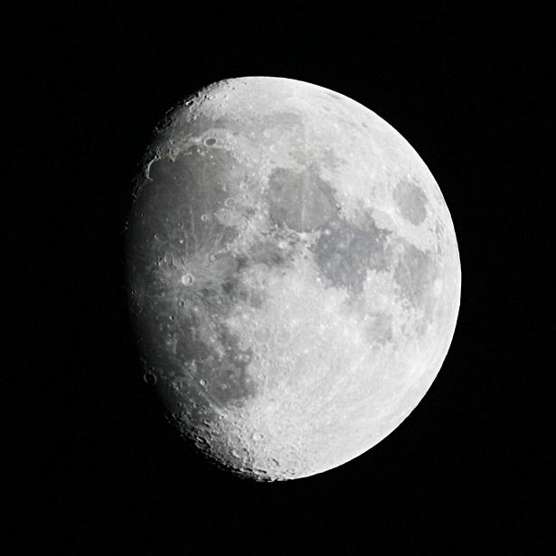 Mond und Erde sind sich chemisch verblüffend ähnlich. Foto: Schinken / Wikimedia Commons (CC BY-SA 3.0)