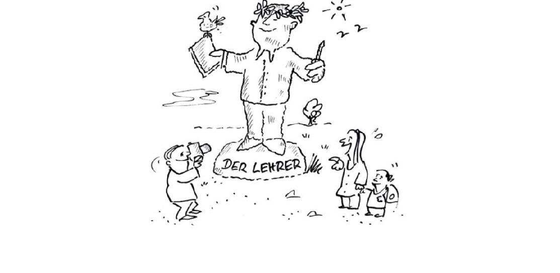 Karikatur: Natascha Welz