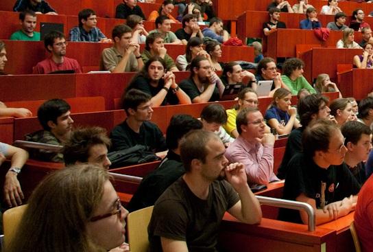 Studiengebühren wirken offenbar nicht abschreckend. Foto: Neo_II Flickr (CC BY 2.0)