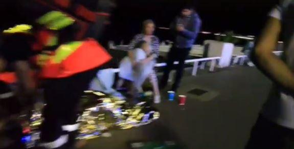 Mindestens 84 Menschen kamen bei dem Anschlag ums Leben. Foto: Screenshot